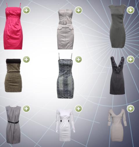 коллекции одежды Концепт Клаб