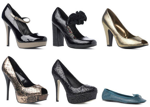 каталог обуви new look