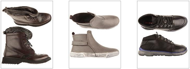 обувь prada в москве
