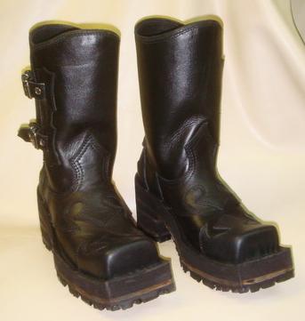 Ботинки Чопперы