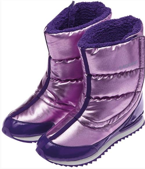 Зимняя Обувь Женская Дутики