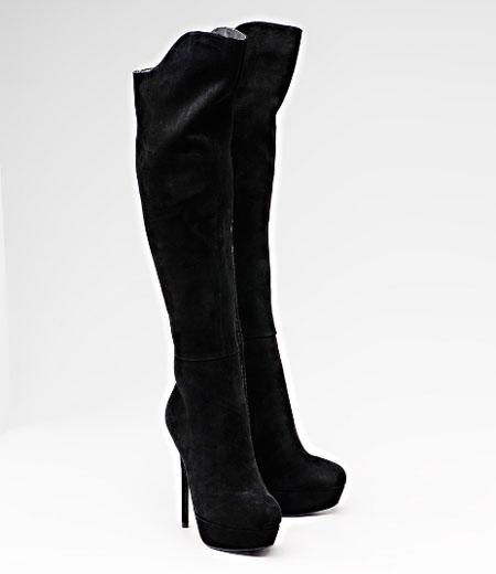 Обувь батфорты женские на каблуках