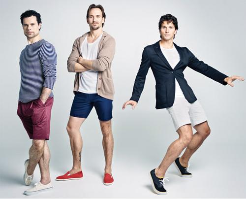 шорты и обувь