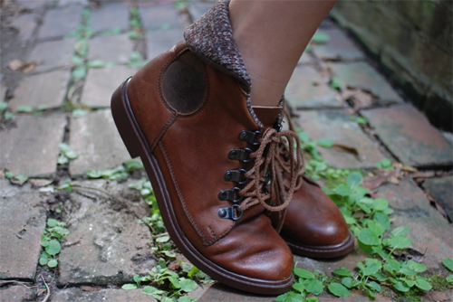 обувь стиля гранж