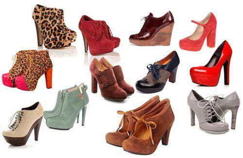 Как выбрать женские туфли на шнурках – фото 2014 0a9401a50896c